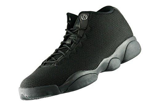 Nike Herren 845098-010 Basketball Turnschuhe, Schwarz, 44 EU (Basketball Schuhe Edition Herren)
