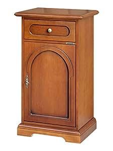 Arteferretto mobiletto porta telefono classico casa e cucina - Mobiletto cucina amazon ...