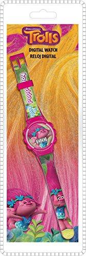 Disney Trolls Reloj Digitale, tr17049