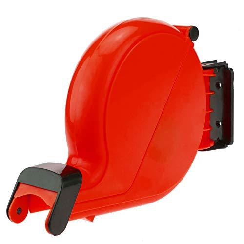 Cablematic - Dispensador de tickets Su Turno color rojo