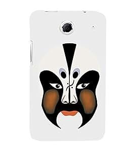 Ebby Premium Printed Mobile Back Case Cover With Full protection For Lenovo K880 (Designer Case)
