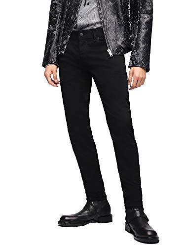 Diesel Herren Jeans Sleenker 069EI Slim-Skinny Black (85) 30/32 -