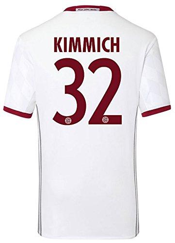 Trikot Adidas FC Bayern München 2016-2017 Champions League (Kimmich 32, XXXL)