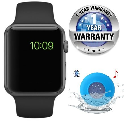 Premium Design Acer Liquid E700 Compatible High Quality Touch Screen Bluetooth Smart Watch with SIM Card Slot And NFC Cell Phone Watch Phone Remote Camera + Bluetooth Waterproof Speaker ( Random Color)  available at amazon for Rs.1059