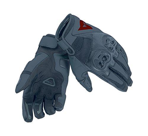 Preisvergleich Produktbild Dainese-MIG C2 Unisex Handschuhe ,  Schwarz / Schwarz / Schwarz,  Größe XXXS