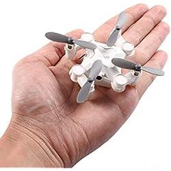 FPVRC Drone con Cámara HD 720P WIFI FPV RC Cuadricóptero Plegable con Retención de Altitud,Modo sin Cabeza y 3D Flips para Niños y Principiante