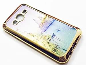 ACCWORLD Soft Silicone 9D Designer back case cover for Samsung Galaxy J5