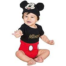 Winnie the Pooh de Disney Baby Body de y sombrero 101dálmatas Minnie Mickey Mouse o de Piglet Tigger infantil para niño