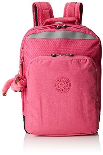 Kipling - COLLEGE - Grand sac à dos - Carmine Pink Bl - ( Rose)
