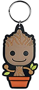 Guardians Of The Galaxy Baby Groot Keyring