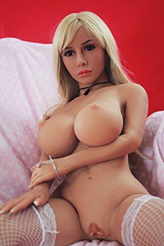 158 cm Vanessa Liebespuppe Sexpuppe Realdoll Lebensechte Puppe für Männer in 3 Öffnungen Vagina Oral Anus - 5