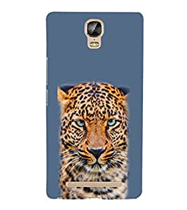 EPICCASE Cheetah Mobile Back Case Cover For Gionee Marathon M5 Plus (Designer Case)