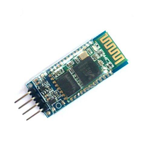 Plzlm HC-06 Slave Senza Fili Bluetooth ricetrasmettitore RF modulo Master seriale per Arduino