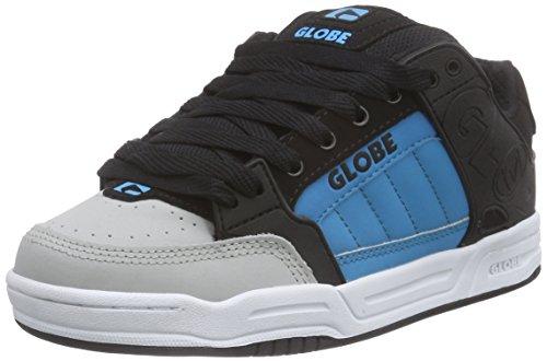 Globe Tilt Unisex-Erwachsene Sneakers Mehrfarbig (black/blue/grey)