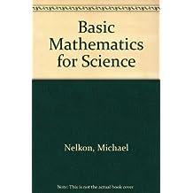 Basic Mathematics for Science