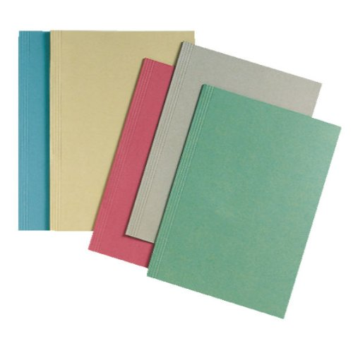Leitz Aktendeckel,  A4, gefalzt, Karton, blau