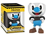 Funko- Pop Vinile Games: Cuphead Mugman Action Figure, 26965