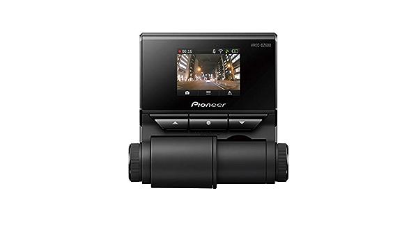 Vrec Dz600 Dashcam Navigation