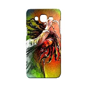 BLUEDIO Designer 3D Printed Back case cover for Samsung Galaxy A8 - G1250