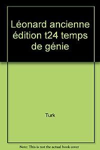 """Afficher """"Léonard n° 24 Temps de génie"""""""