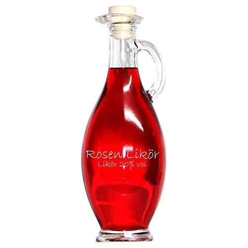 Rosen Likör - 500 ml - 20% vol. fruchtig