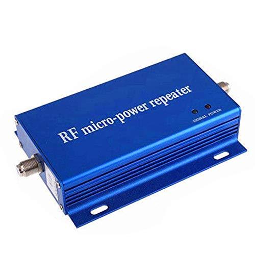 WOVELOT Kleine Gr??e GSM Cdma 850 MHz Handy Signal Repeater Booster Verst?rker Antenne Kit Handy Signal Repeater (Eu Stecker) Cdma-handy