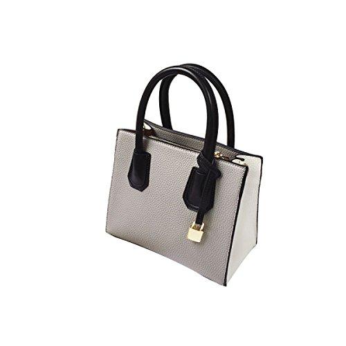 BUKUANG Einfache Tasche Wilde Handtasche Schulter Schlägt Die Farbe Paket Smiley Weibliche Tasche Messenger Bag,E D