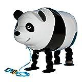 XuBa 1pcs Mignon Animaux de Compagnie de Bande dessinée Marche à Pied des Ballons de Papier d'aluminium de fête d'anniversaire décorations Fournitures Enfants Jouets