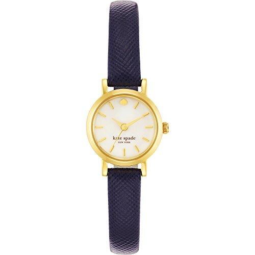 Kate Spade Reloj analogico para Mujer de Cuarzo con Correa en Tela 1YRU0456