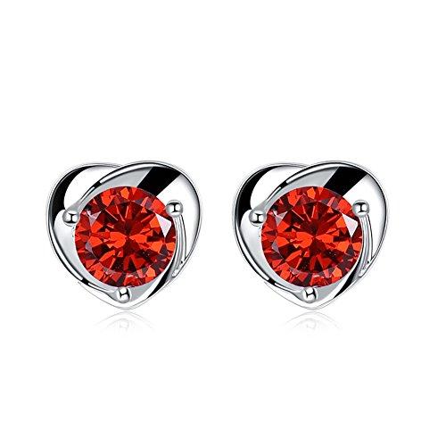 41AfxouersL. SS500  - Design Stud Earrings fashion jewelry,Birthday gifts for women girls Wedding jewellery