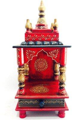D'Dass Vintage Home Temple/vintage Wooden Temple/ Pooja Mandir/ Mandap/ Temple for Home