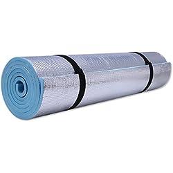 Cuigu 6mm Fuerte Duradera EVA de Yoga–Esterilla para Ejercicio Gym Fitness Workout Antideslizante Pad