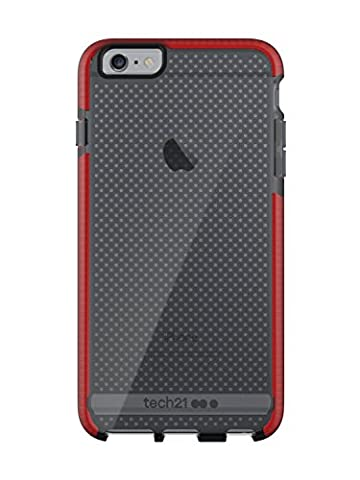 Tech21 Evo Mesh Coque pour iPhone 6 Plus/6S Plus Rouge