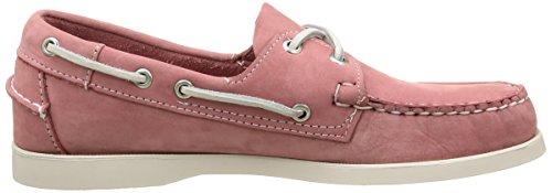 Sebago Docksides, Chaussures Bateau Homme Rosa(Pink)