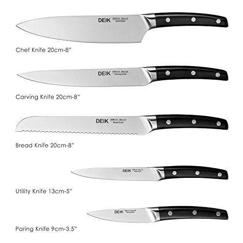 Set couteaux...