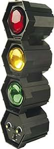 Soundlab plastique 3 Light Pod avec son contrôle à la lumière Soundlab G005