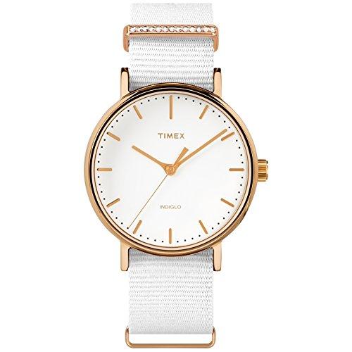 Timex TW2R49100 Montre Femme