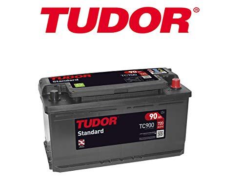 batteria Tudor AH/720A (EN) + D Gamma Standard 2anni di garanzia Auto Furgone SUV 4X 4Maxima qualità dimensioni lunghezza: 353mm larghezza: 175mm altezza: 190mm stesso dimensioni batteria AH