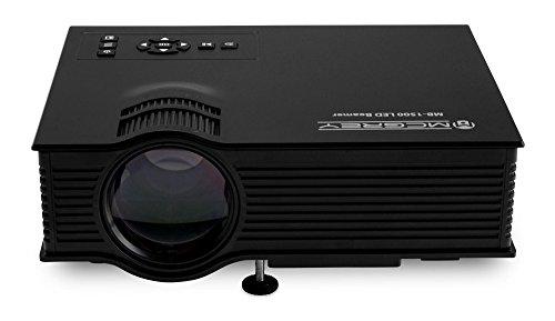 McGrey MB-1500 LED Video-Beamer 800 Lumen - Retoure (Zustand: sehr gut) (Tv Led 36 Zoll)