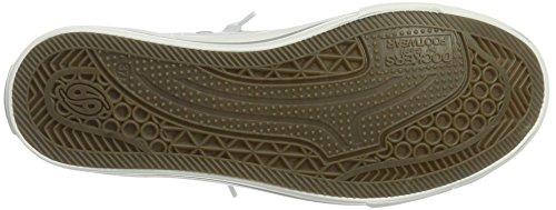 Dockers by Gerli Damen 36ur210-710610 Sneakers Weiß (hellblau 610)