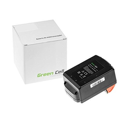 Green Cell® Utensili Elettrici Batteria per Milwaukee M18 SAWZALL (Li-Ion pile 3000 mAh (18v Sawzall)