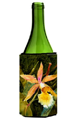 fleurs-orchidee-michelob-ultra-koozies-pour-slim-canettes-mm6057muk-750-ml-multicolor