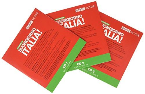 BUONGIORNO ITALIA! CD PACK (NEW EDITION) for pack