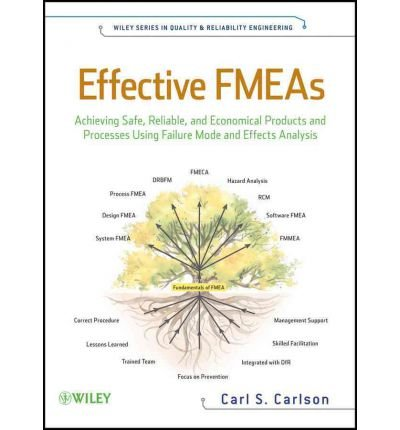 [(Effective FMEAs: Achieving Safe, Reliable, and Economical Products and Processes Using Failure Mode and Effects Analysis)] [Author: Carl Carlson] published on (June, 2012)