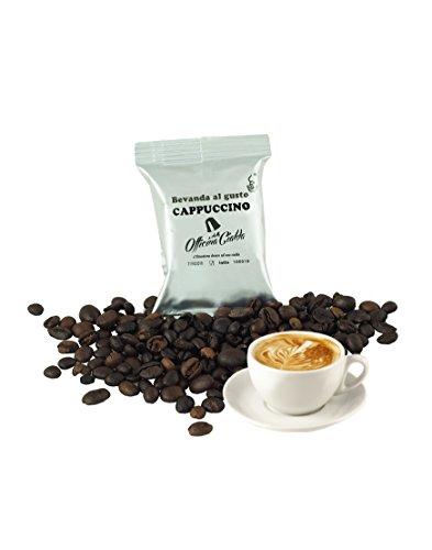 50 capsule cappuccino compatibili Lavazza Espresso Point, kit 50 capsule compatibili con macchine espresso point, senza glutine, capsule lavazza compatibili, capsule espresso point Fap.