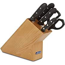 Arcos Maitre - Taco de 4 cuchillos y tijera (5pzs)