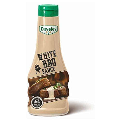 DEVELEY White BBQ Sauce, 1er Pack 250ml