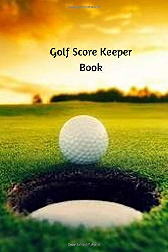 Golf Score Keeper Book: Mini Golf Book