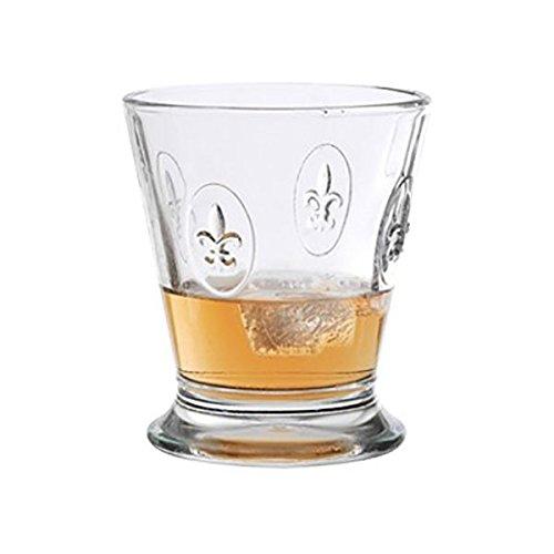 La Rochère Whiskyglas Fleur de Lys 25cl (6er-Set)