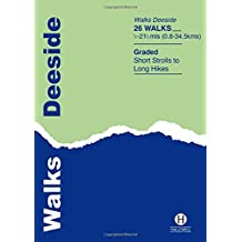 Walks Deeside (Hallewell Pocket Walking Guides)